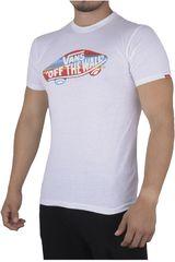 Vans Blanco de Hombre modelo OTW SUNSET STRIPE Polos Casual