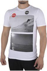 Hurley Blanco de Hombre modelo JOHN JOHN PHOTO PREMIUM Polos Casual