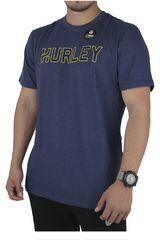 Hurley Azul de Hombre modelo STADIUM PREMIUM DRI-FIT Casual Polos