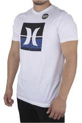 Hurley Blanco de Hombre modelo BREEZEWAY PREMIUM Polos Casual
