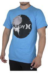 Hurley Turquesa de Hombre modelo SMOKEY SHORT SLEEVE Polos Casual