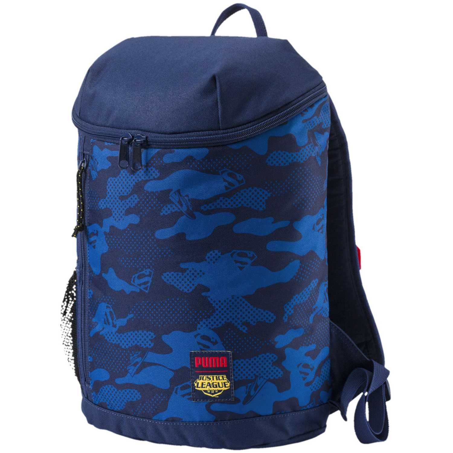 Mochila de Niño Puma Azul justice league hero backpack (superman)