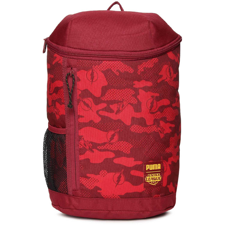 Mochila de Niño Puma Rojo / negro justice league hero backpack (flash)