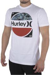 Hurley Blanco de Hombre modelo THREE QUARTER PREMIUM Casual Polos