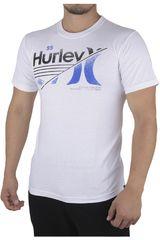 Hurley Blanco de Hombre modelo APPLE TREE SHIRT Casual Polos