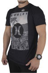 Hurley Negro de Hombre modelo TORN PREMIUM Polos Casual
