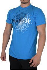Polo de Hombre Hurley Celeste BURSTER SHIRT