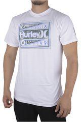 Polo de Hombre Hurley Blanco MAN UP SHIRT