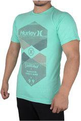 Hurley Verde de Hombre modelo ROADSIDE SHIRT Polos Casual