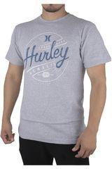 Hurley Gris de Hombre modelo LONG DAZE SHRT Casual Polos