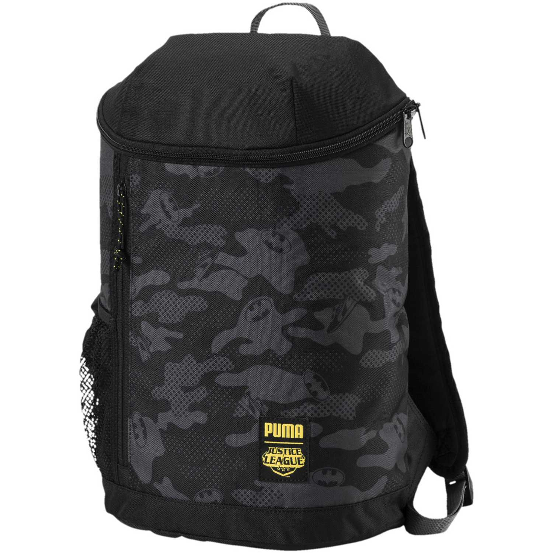 Mochila de Niño Puma Negro justice league hero backpack (batman)
