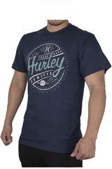 Hurley Azul de Hombre modelo LONG DAZE SHRT Casual Polos