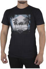 Hurley Negro de Hombre modelo SUNSCAPE SHIRT Polos Casual