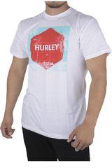 Polo de Hombre Hurley Blanco SUNSCAPE SHIRT