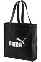 Puma Negro / blanco de Mujer modelo CORE SHOPPER Carteras Bolsos