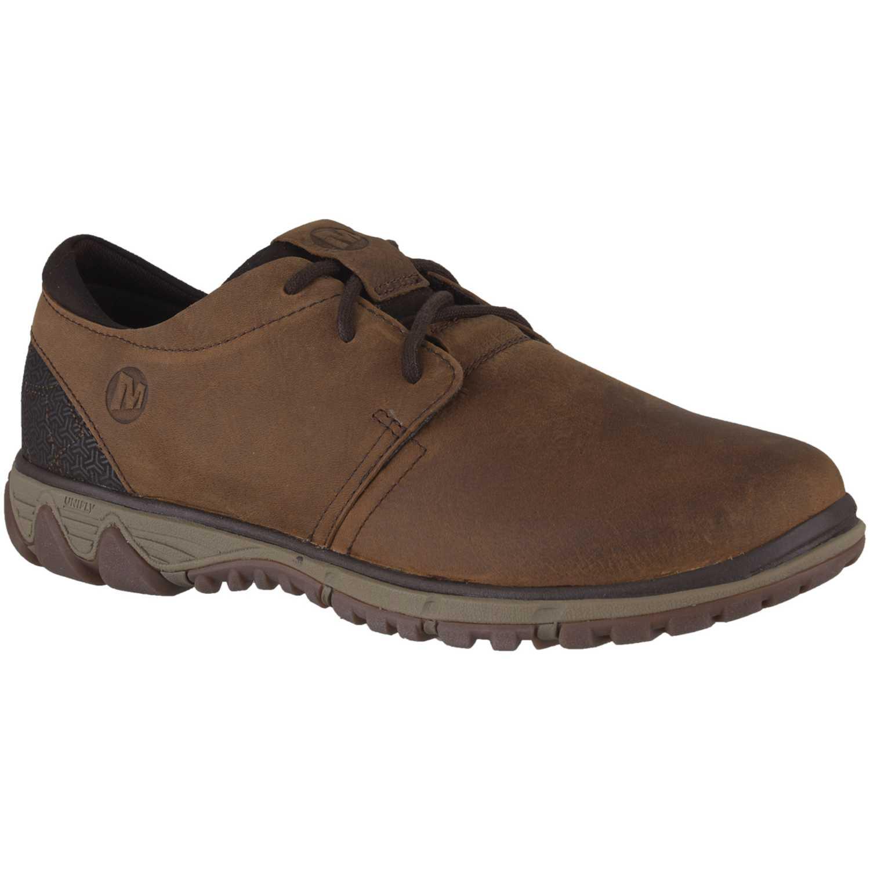 Zapatos azules casual Merrell para hombre tkhDu8LXs