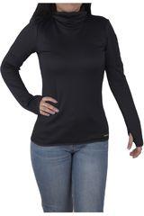 Merrell Negro de Mujer modelo MEA SILKEN FLEECE BALACLAVA Deportivo Poleras