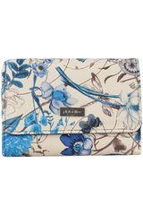 Platanitos Azul de Mujer modelo 1202-ILAN60 Monederos