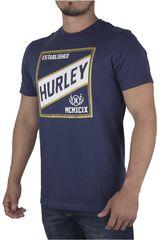 Polo de Hombre Hurley SELECTOR PREMIUM Azul