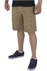 Strata Verde de Hombre modelo CHINO PATTERN Casual Shorts
