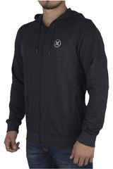 Casaca de Hombre Hurley Negro DRI-FIT LEAGUE FLEECE FULL