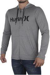 Hurley Gris de Hombre modelo DRI-FIT LAKE STREET FULL-ZIP Casual Casacas