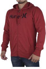 Hurley Rojo de Hombre modelo ONE AND ONLY FLEECE ZIP UP Casacas Casual