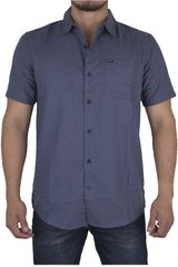 Hurley Acero de Hombre modelo ONE AND ONLY 2.0 SS WOVEN Casual Camisas