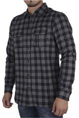 Hurley Negro / Verde de Hombre modelo WESTLEY WOVEN LONG SLEEVE Casual Camisas