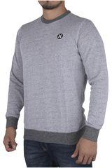 Hurley Gris de Hombre modelo DRI-FIT LEAGUE CREW FLEECE Casual Poleras