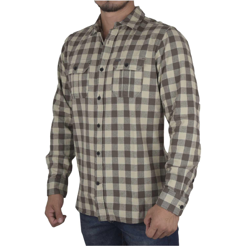 Camisa de Hombre Hurley Varios westley woven long sleeve