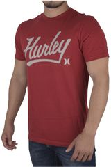 Hurley Rojo de Hombre modelo THE MARV PREMIUM Casual Polos