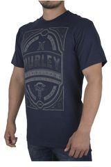 Hurley Azul de Hombre modelo BENDER SHIRT Polos Casual
