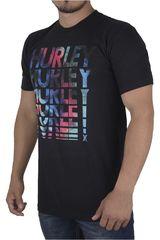 Hurley Negro de Hombre modelo SHUTTER SHIRT Polos Casual