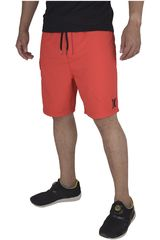 Hurley Rojo de Hombre modelo ONE AND ONLY BOARDSHORT 22 Shorts Casual