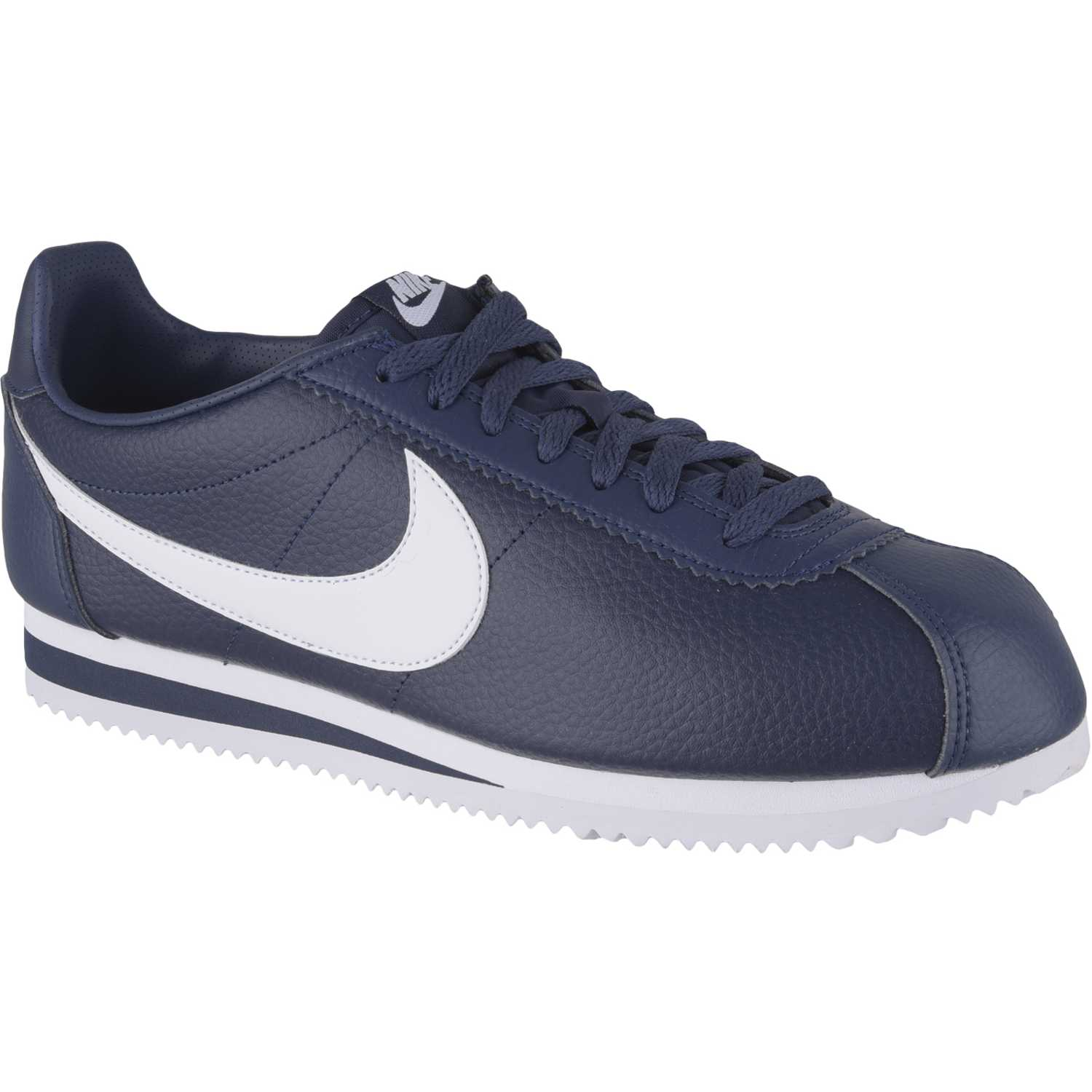 best website b0654 ec566 Zapatilla de Hombre Nike Azul   blanco classic cortez leather