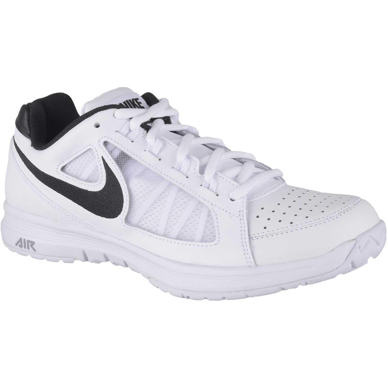 0bde31b3faf Zapatilla de Hombre Nike Blanco   negro air vapor ace