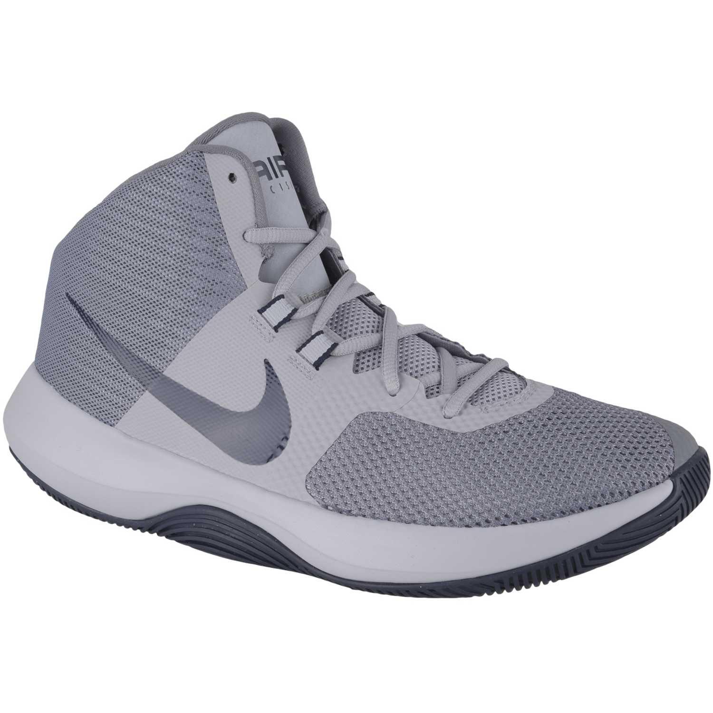 new products 65071 3279b Zapatilla de Hombre Nike Gris   acero air precision