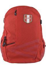 Umbro Rojo de Hombre modelo PT BACK PACK FPF (PERU) Mochilas