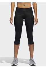 adidas Negro de Mujer modelo RS 3/4 TIGHT W Capri Deportivo