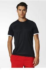 adidas Negro de Hombre modelo FREELIFT CL Polos Camisetas Deportivo