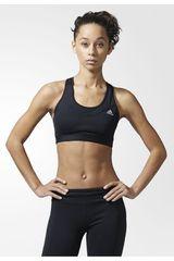 adidas Negro de Mujer modelo TF BRA - SOLID Deportivo Tops