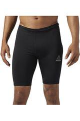Reebok Negro de Hombre modelo RE SHORT TIGHT Pantalonetas Deportivo Shorts