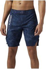 Reebok Azul de Hombre modelo COMBAT PRIME MMA SHORT Deportivo Shorts