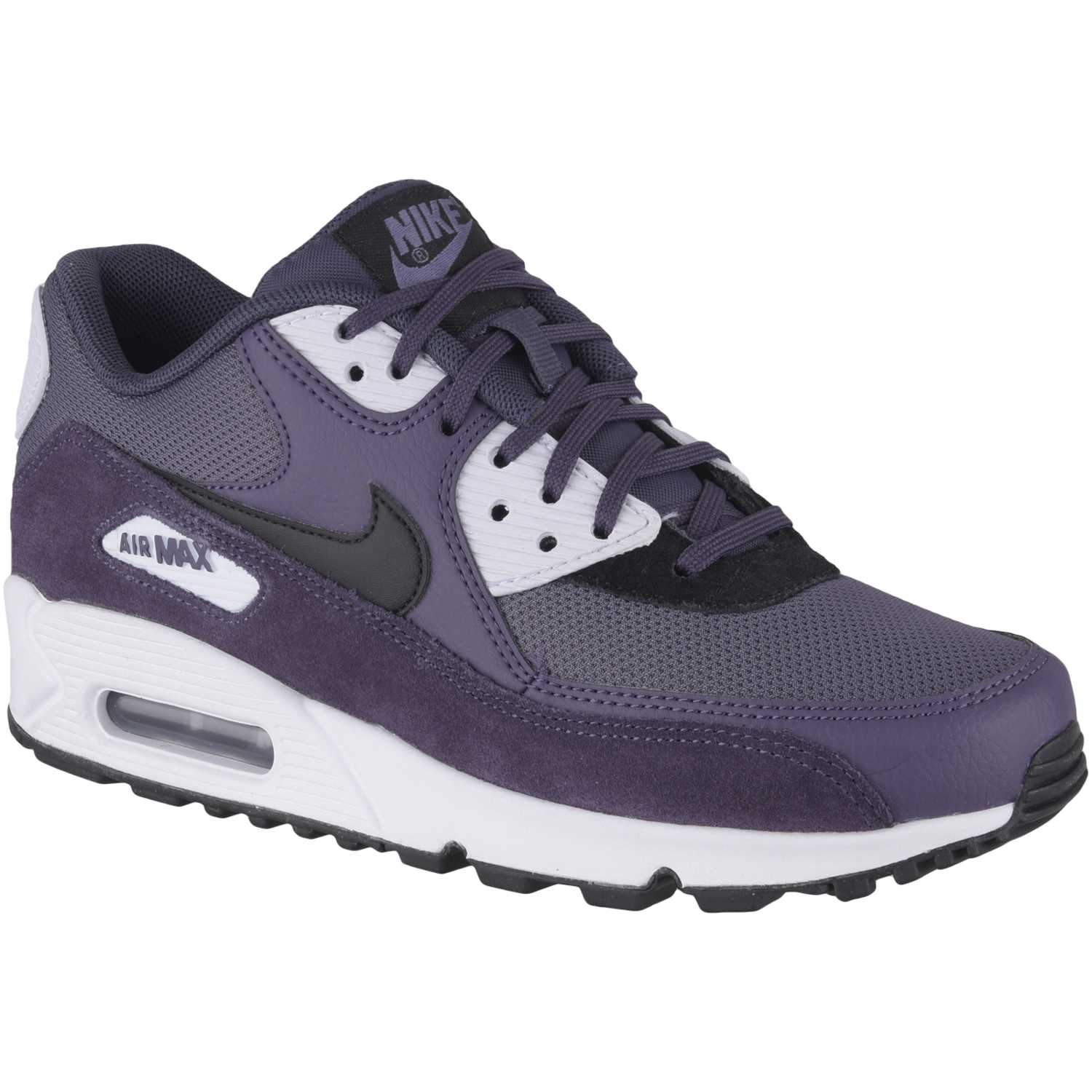sports shoes 1c83a 9354b ... amazon zapatilla de mujer nike morado blanco wmns air max 90 le fe308  161fb