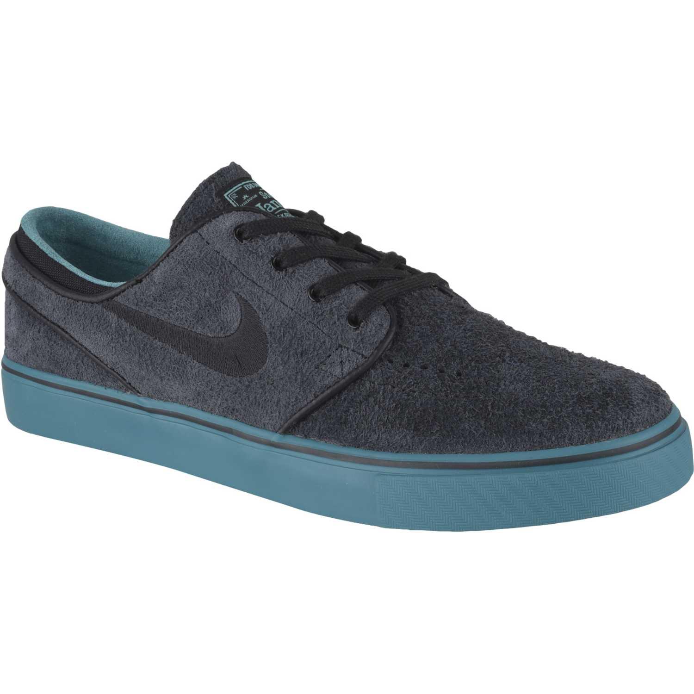 online retailer 51a4e f235e Zapatilla de Hombre Nike Plomo   Verde zoom stefan janoski