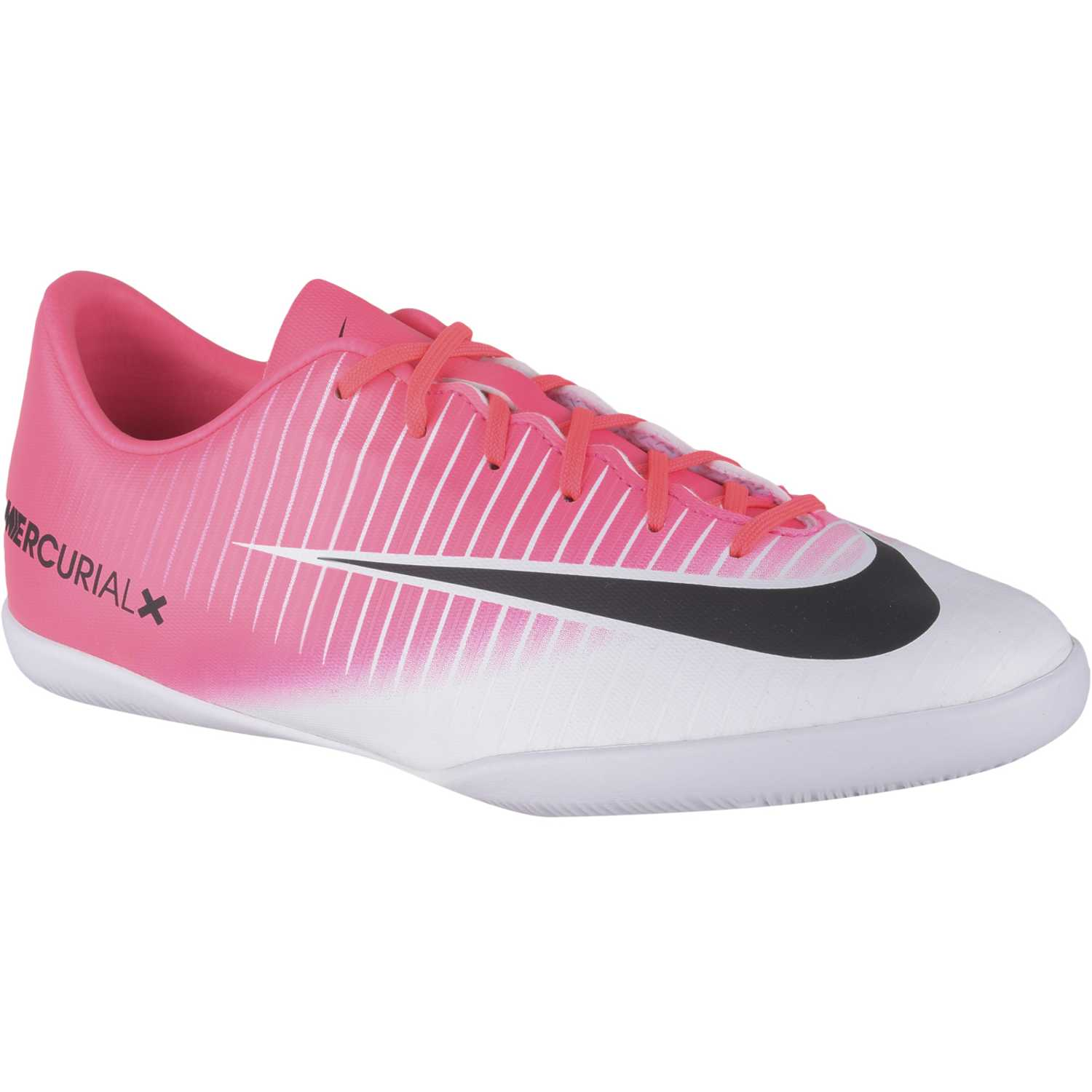 low priced b2915 40791 Zapatilla de Jovencito Nike Rosado   blanco jr mercurialx vapor xi ic
