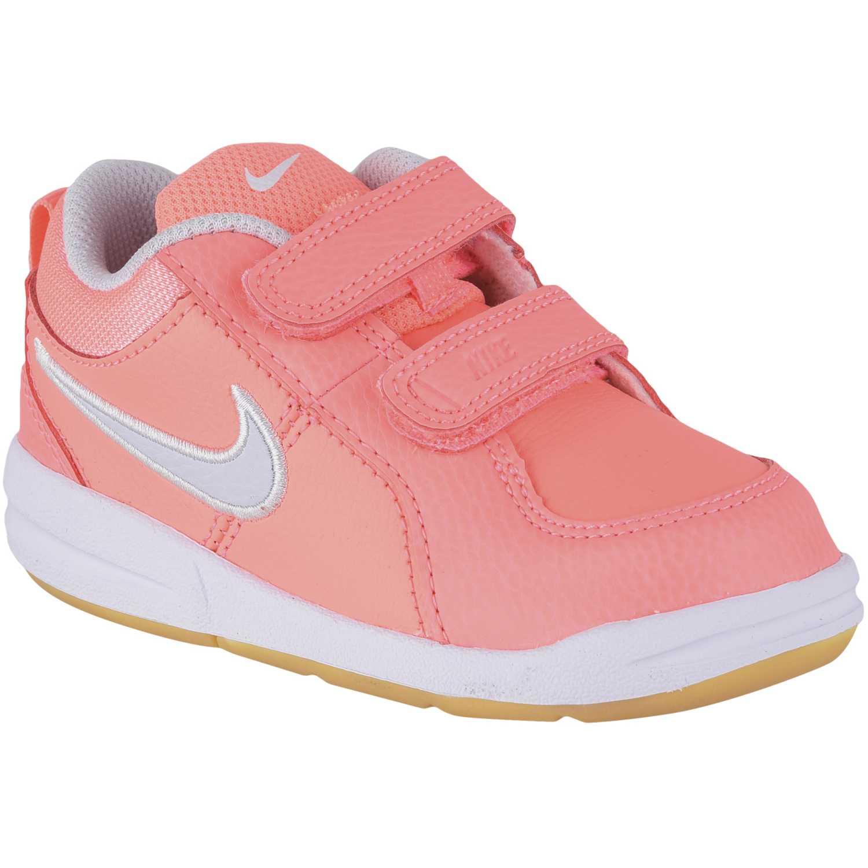 Niña Blanco Zapatilla Nike 4 Gtv Coral Pico De CxqqHr5nR
