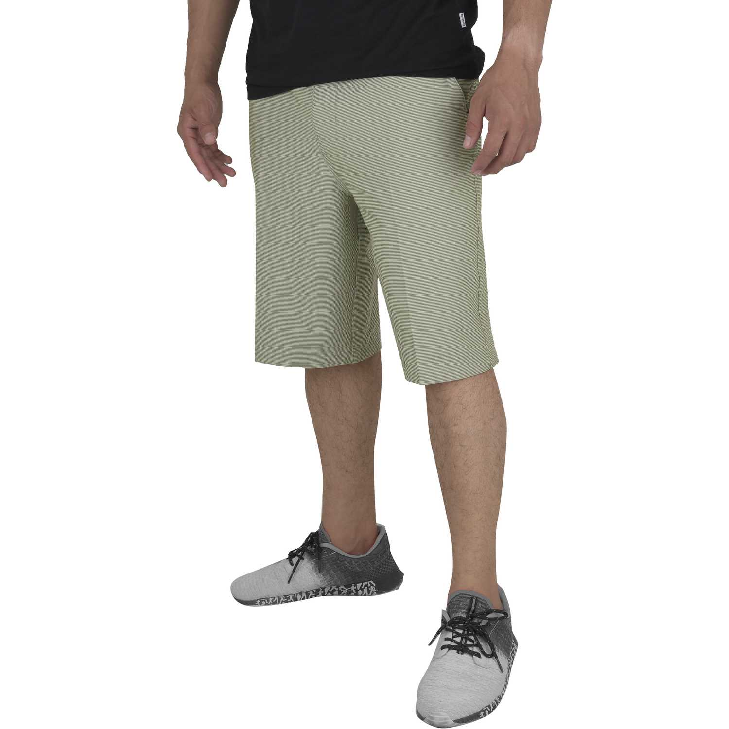 Short de Hombre Hurley Verde vista walkshort dri-fit