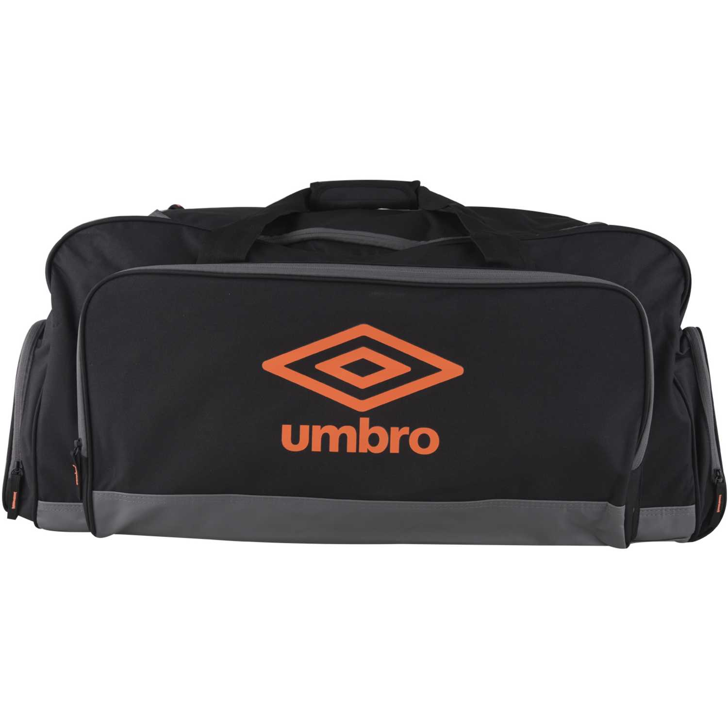 Maletin Deportivo de Hombre Umbro Gris oscuro large holdall
